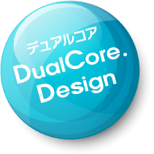 チラシデザインのDualcore.Design | 福岡